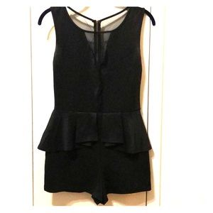 Pants - Nightlife romper